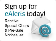 Sign Up For FREE eAlerts