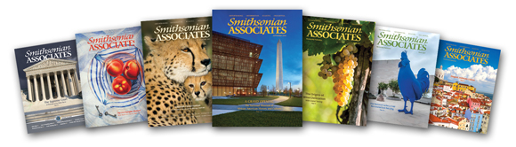 The Smithsonian Resident Associate Program offers a stunning variety of educational and cultural programs that open the doors to the Smithsonian's world of opportunity.