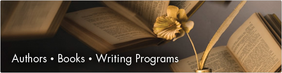Authors, Books, & Writing Programs