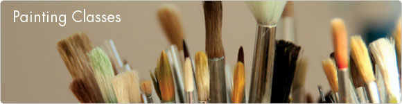 Studio Arts: Painting Classes