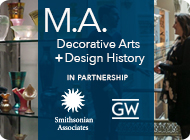 MA in the History of Decorative Arts