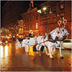 bethlehem americas christmas city overnight tour