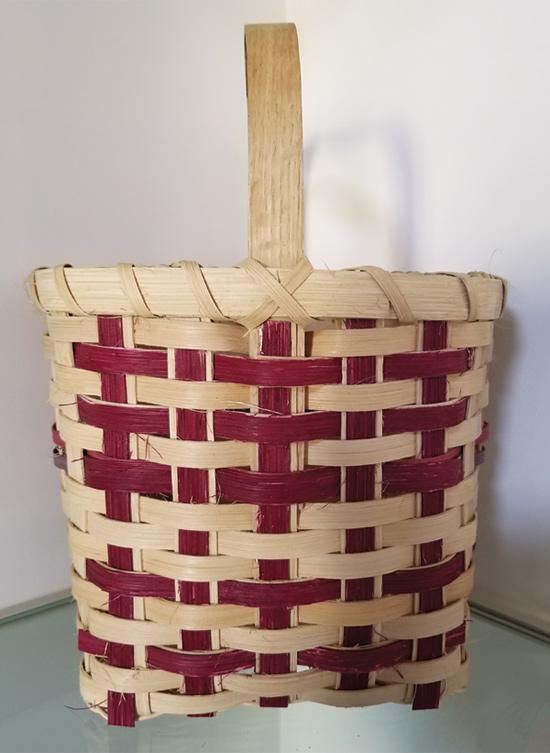 Checkerboard-Patterned Basket Workshop - Smithsonian Associates