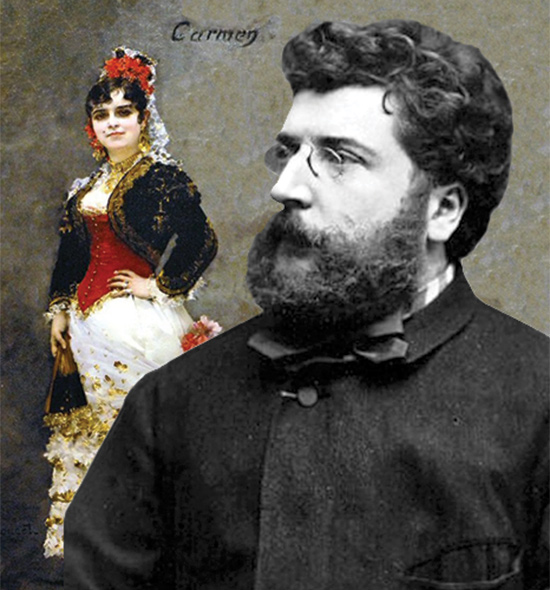 Image result for bizet