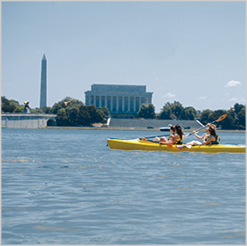 Kayaking the Potomac: A New View of the Capital Weekend Tour - Smithsonian  Associates