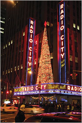 Radio City Music Hall: Front and Center for the Christmas ...