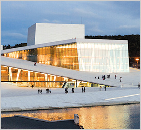 Scandinavian Art and Architecture: Modern Aesthetic and Traditional ...