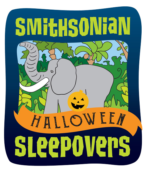 smithsonian sleepover at the natural history museum halloween